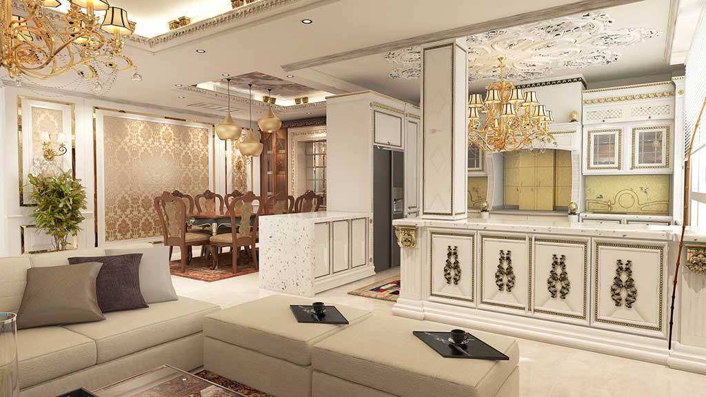 فروش آپارتمان 130 متری در لواسان
