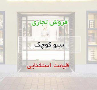 فروش مغازه 33 متری در لواسان